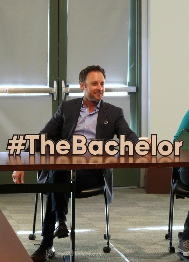 Chris harrison interview the bachelor season 20