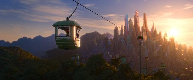 Exclusive Disney Zootopia interview