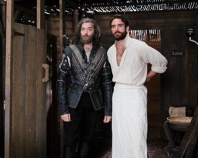 Exclusive Galavant interview season 2