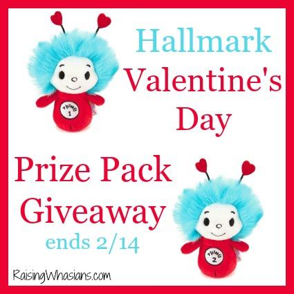 Hallmark Valentines day giveaway