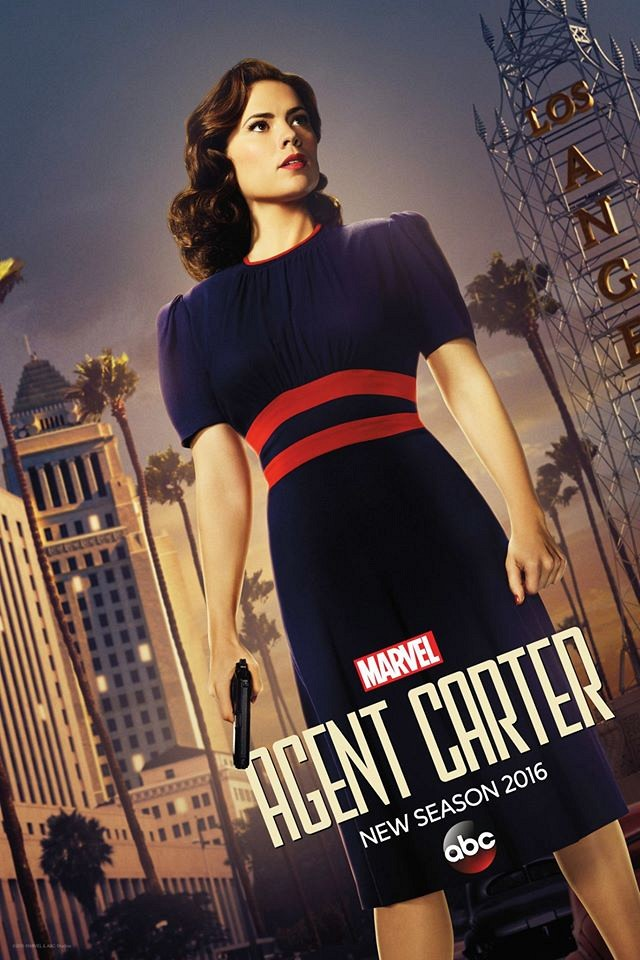 Marvel agent carter interviews season 2