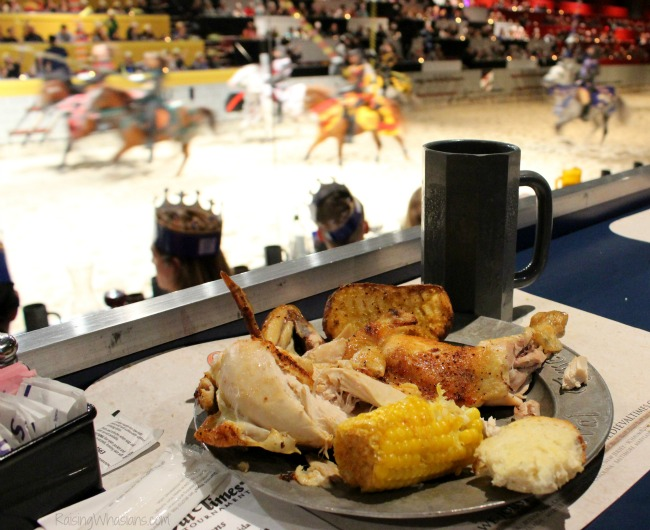 Medieval times Orlando dinner show for kids
