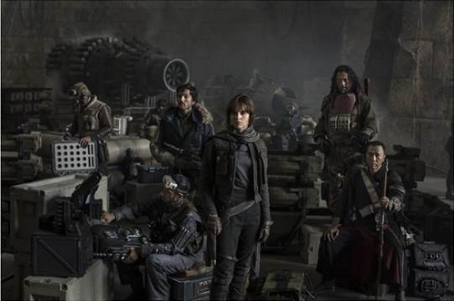 Rogue one movie 2016 details