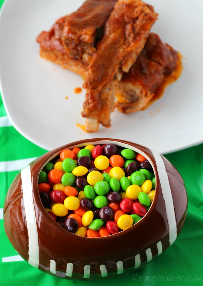 Skittles recipe savory