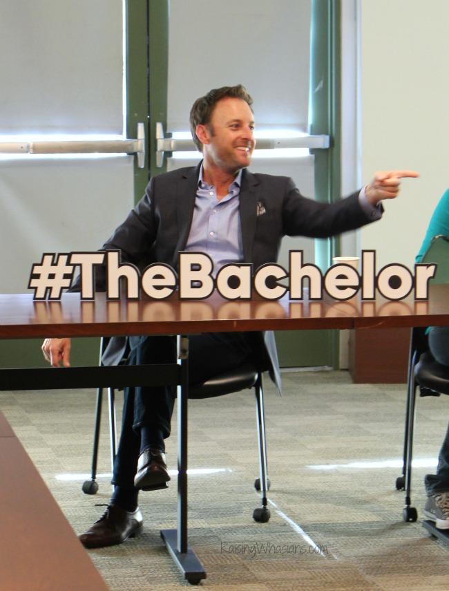 The bachelor interview season 20