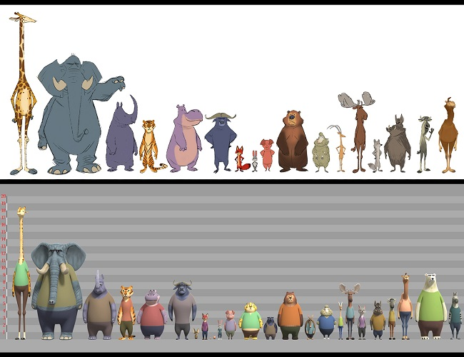 Zootopia interview Bryon Howard Rich Moore Clark Spencer