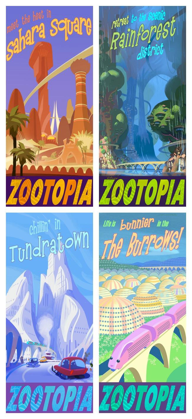 Zootopia interview exclusive