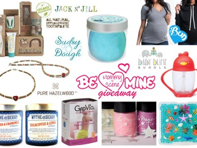 Be mine mommy prize pack