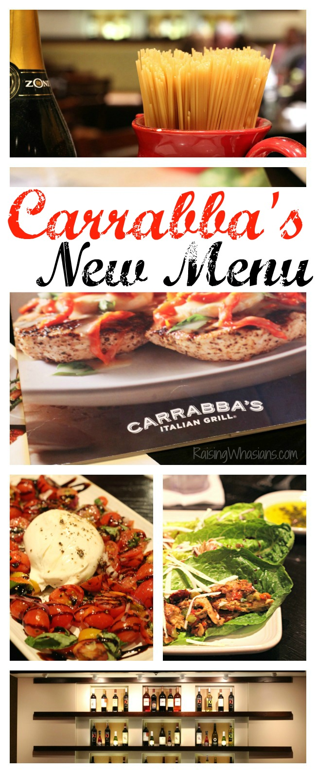Carrabba's New Menu | Sharing Plates, Creating Memories