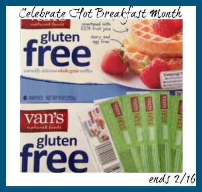 Celebrate hot breakfast month