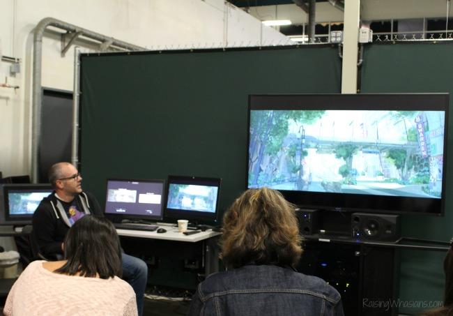 Creating Zootopia animators
