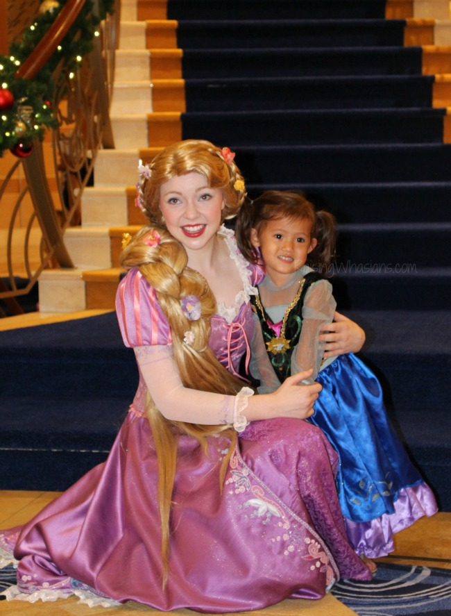 Disney cruise princess tips