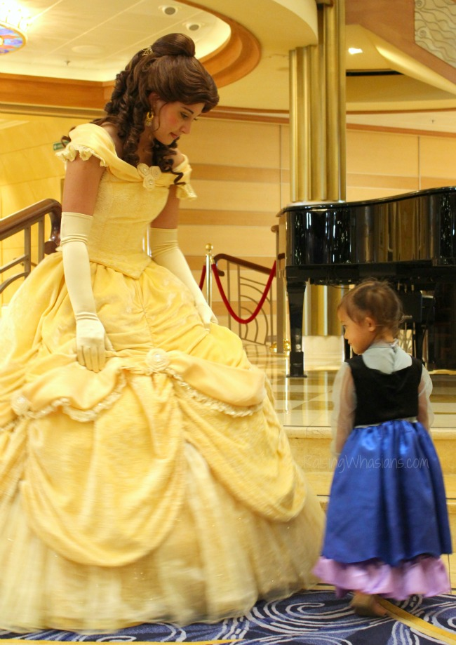 Disney cruise princesses