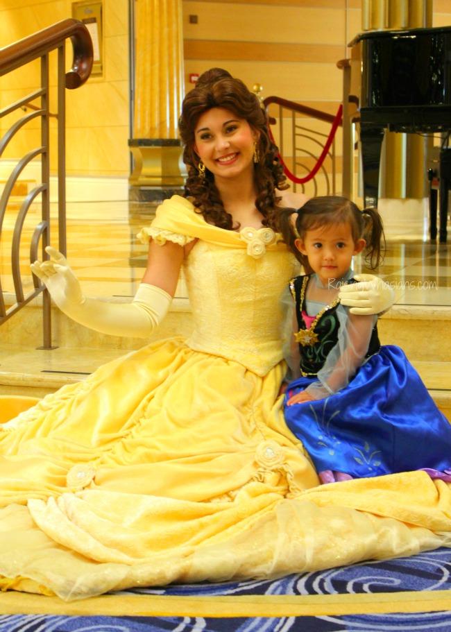 Disney cruise seeing princess tips
