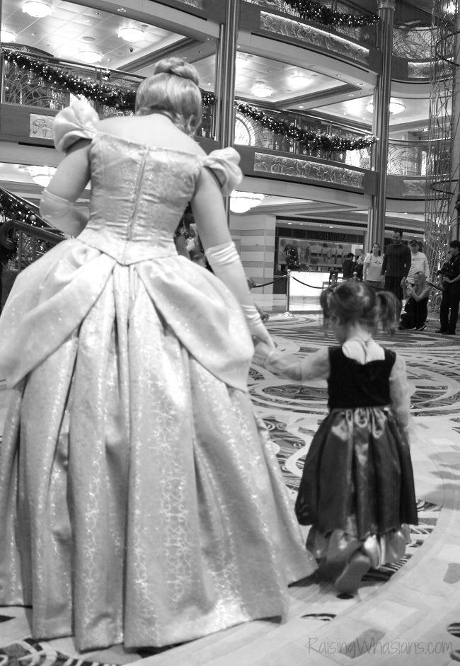 Disney princess cruise