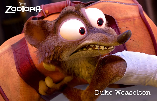 Duke Weaselton easter egg