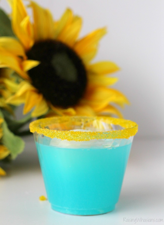 Frozen fever drink idea