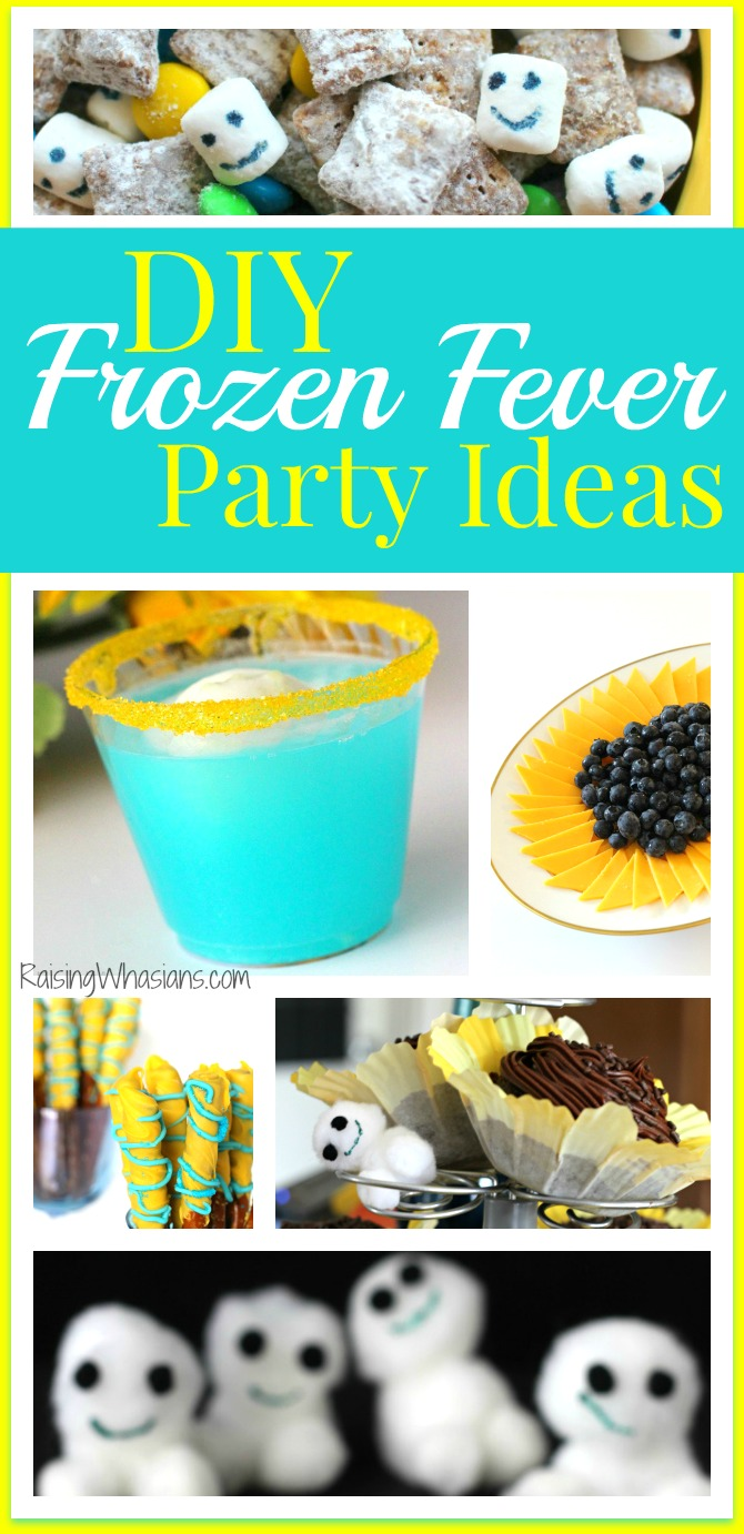 Frozen fever party