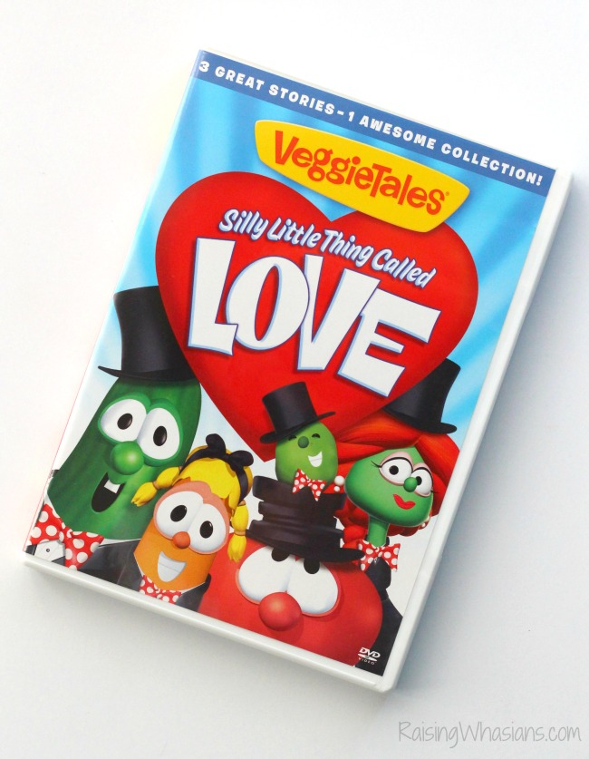 Givve Veggietales for Valentines day