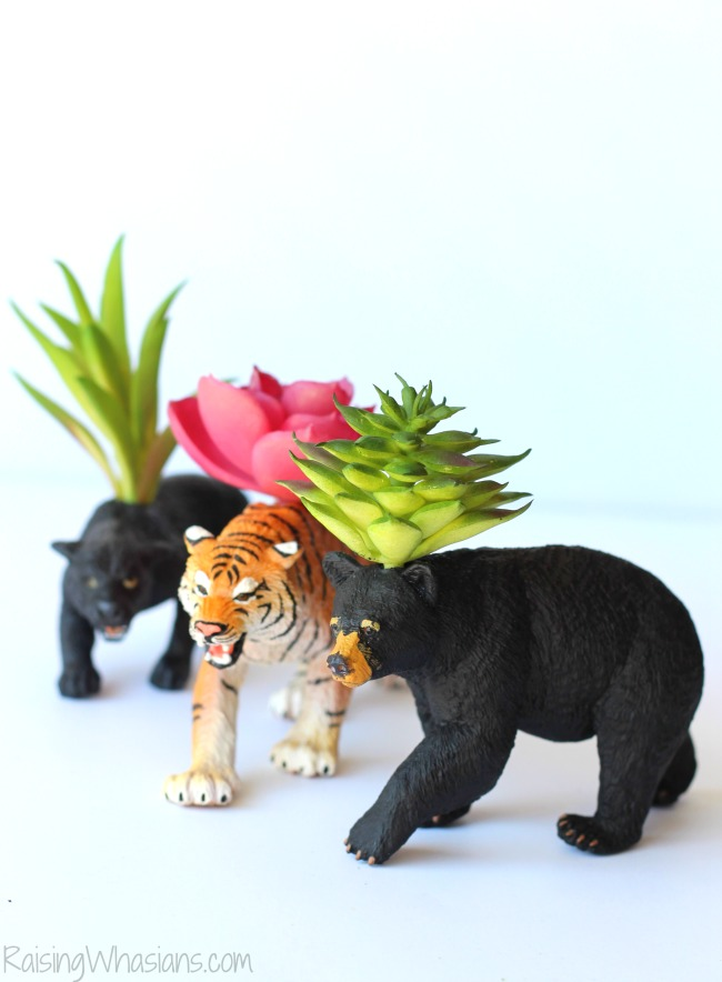 The jungle book craft
