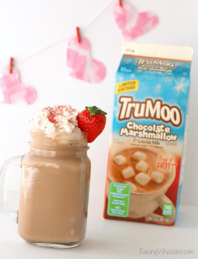 TruMoo chocolate marshmallow review