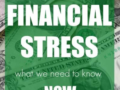 Truth abolut financial stress
