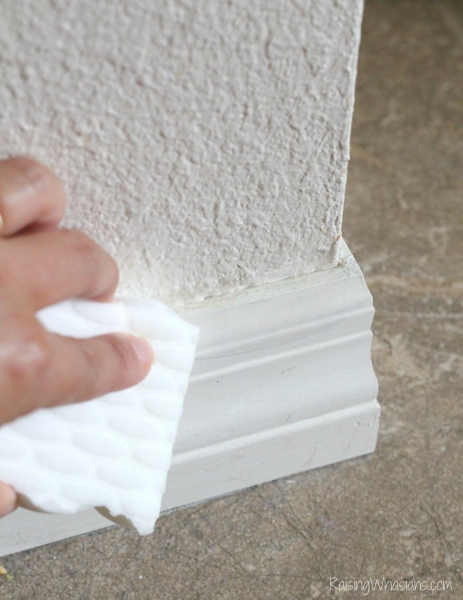 Best uses for magic eraser spring cleaning