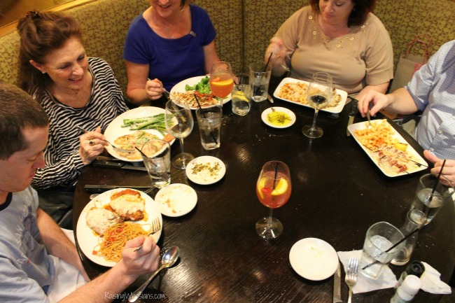 Carrabbas family deal