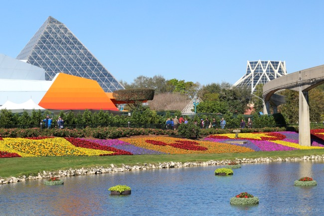 Disney flower and garden festival 2016
