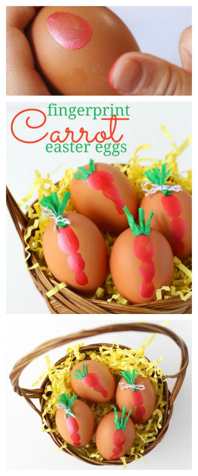 Easter eggs craft for kids pinterest