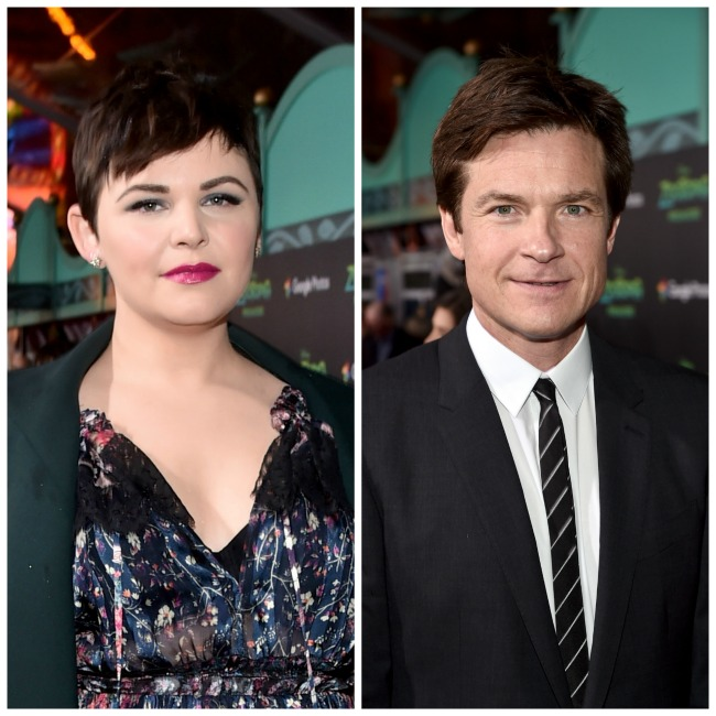 Ginnifer Goodwin Jason Bateman interview Zootopia