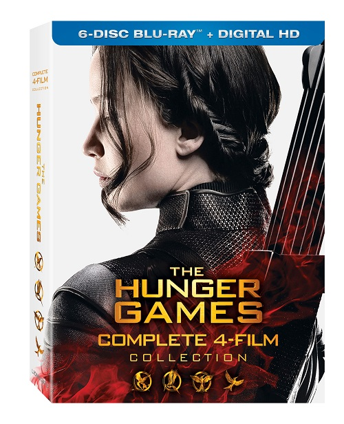 Hunger games 4 movie collection details