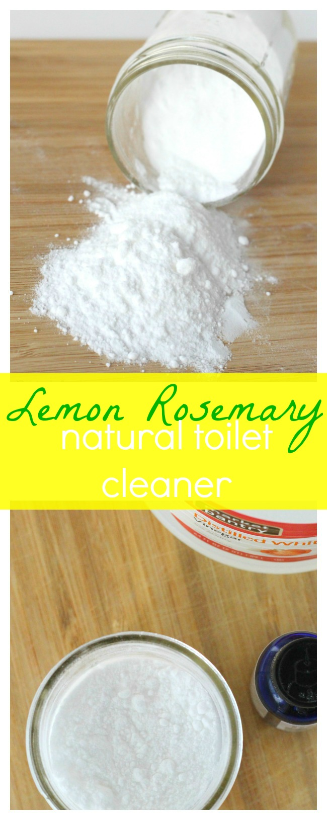 lemon natural toilet cleaner