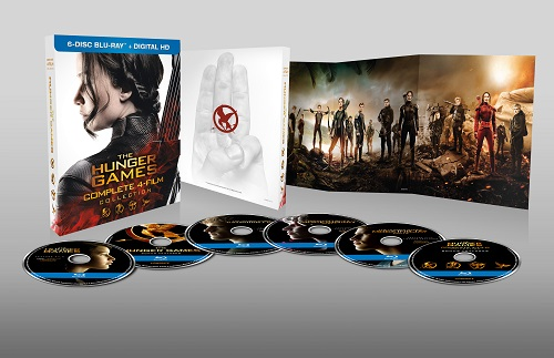Mockingjay part 2 blu-ray review