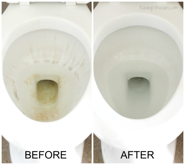 Easy Ways to Keep Your Toilet Fresher Longer - 101 Days of Organization| Freshen Your Toilet, How to Freshen Your Toilets, Bathroom, Bathroom Cleaning, Bathroom Cleaning Hacks, DIY Bathroom, DIY Cleaning TIps and Tricks, Bathroom Cleaning 101