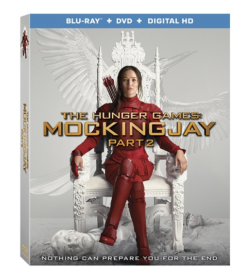 Reasons to own the hunger games mockingjay part 2 on blu-ray