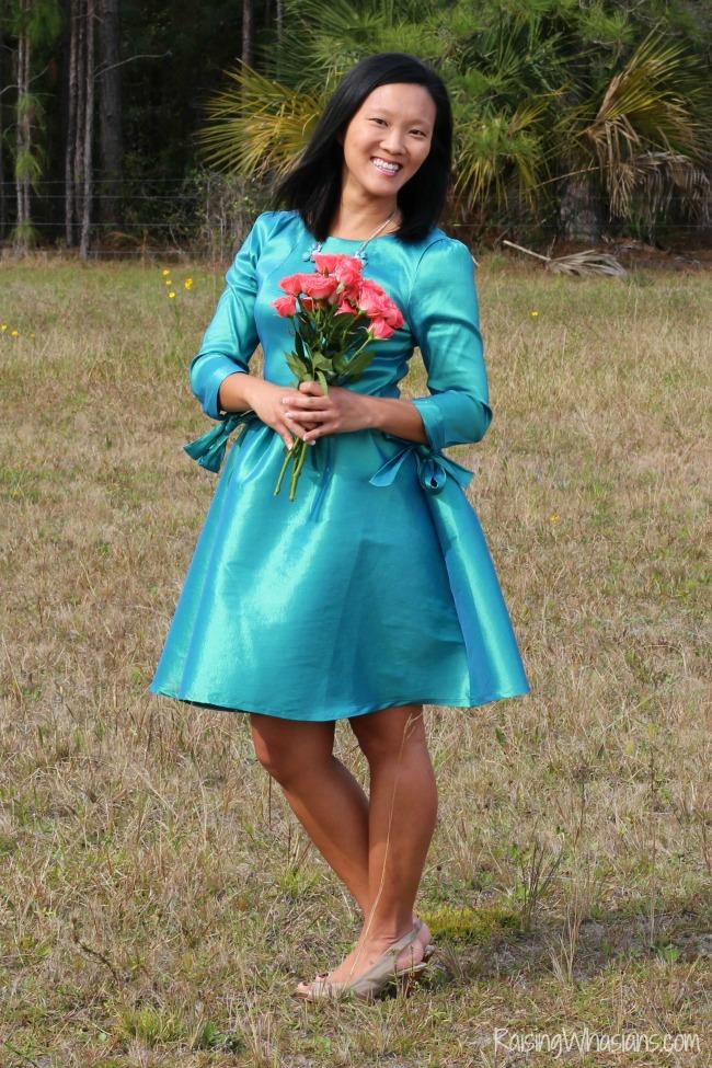 Shabby apple dress review bridesmaid