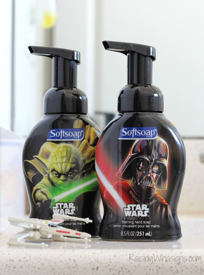 Star wars soap softsoap review