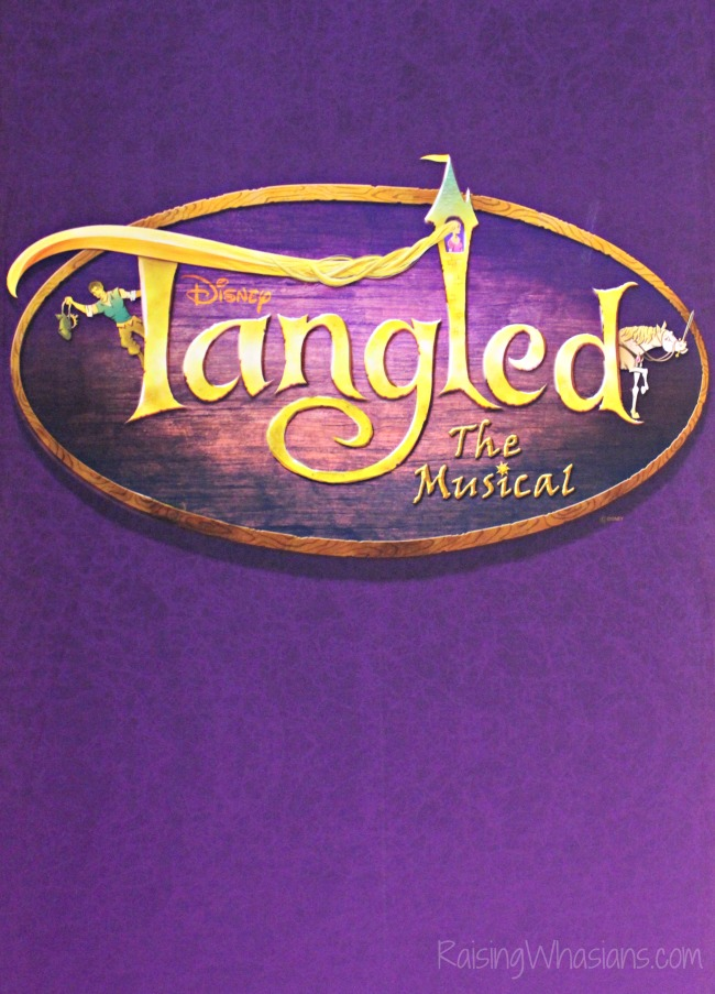 Tangled the musical fun facts