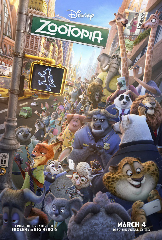 Zootopia movie review safe for kids