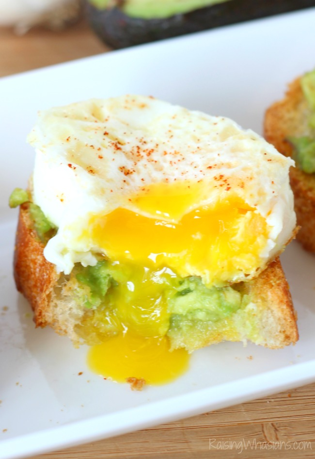 how to make eggs and toast