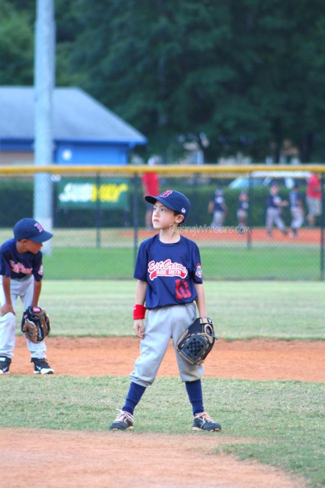 Baseball family focus Friday