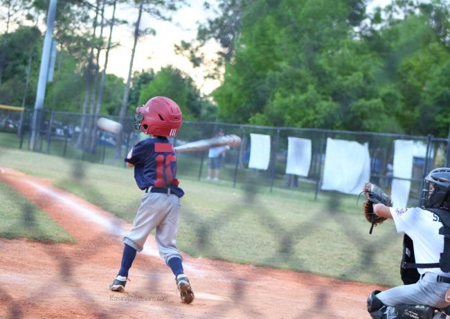 Baseball memories kids