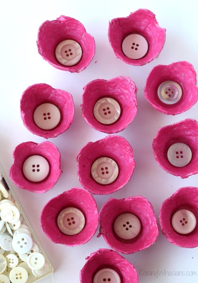 Cherry blossom craft for kids