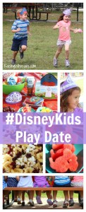 DisneyKids play date pinterest