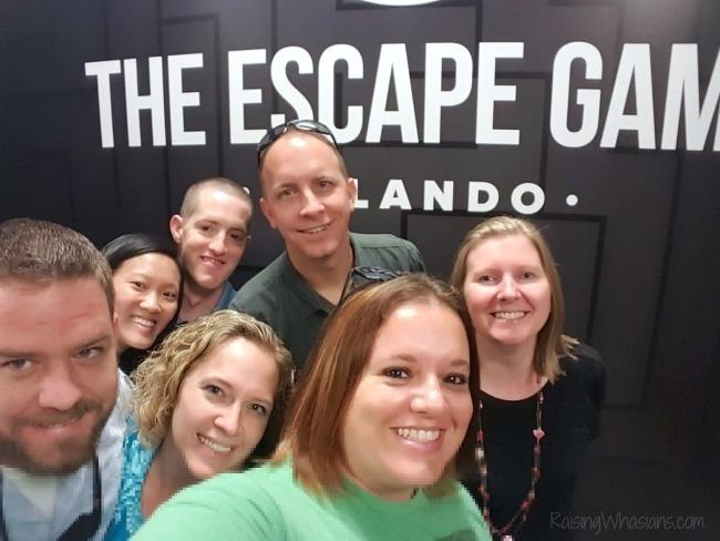 Escape game Orlando coupon