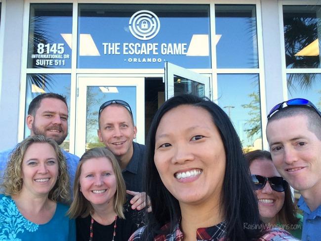 Escape game tips Orlando