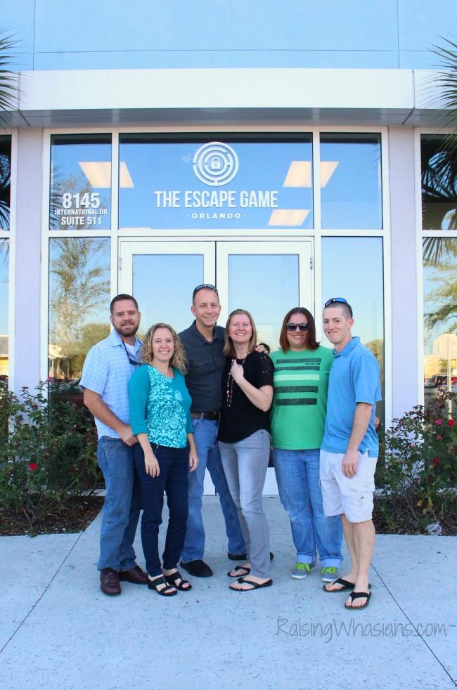 Escape room Orlando tips