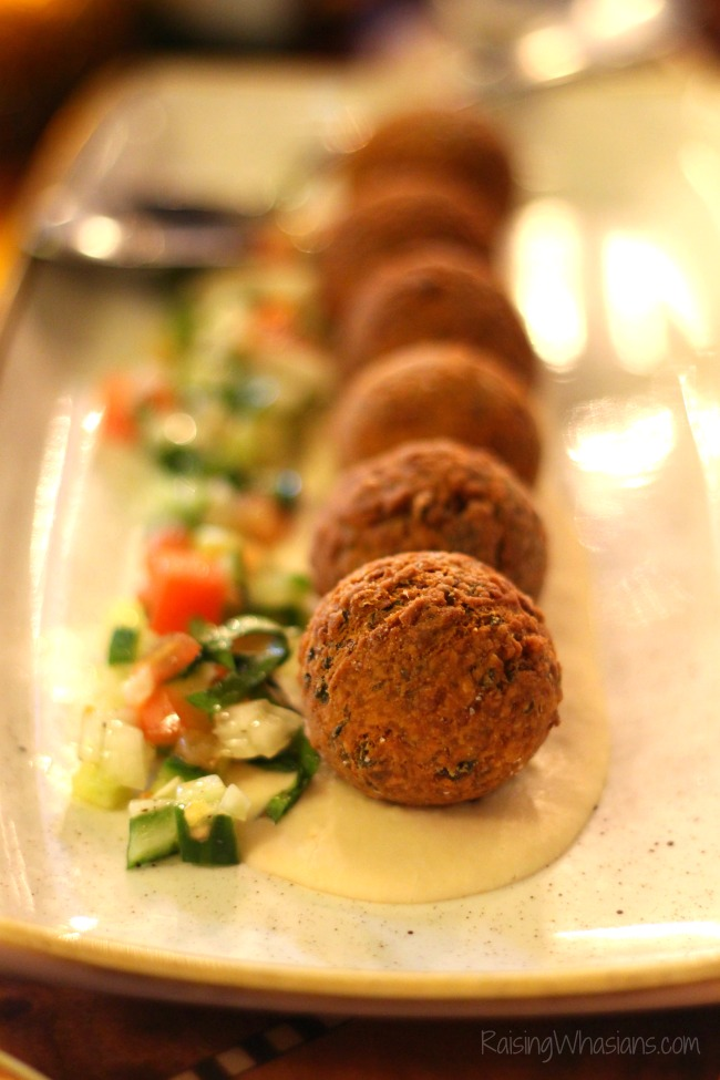 Jungle skipper canteen falafel
