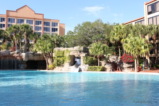 Radisson Orlando pool
